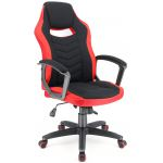 Кресло Everprof Stels T Ткань Черный/Красный