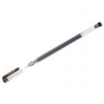 """Ручка гелевая OfficeSpace """"HC-2"""" черная, 0,38мм, бесстержневая, игольчатый наконечник"""