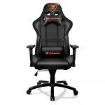 Кресло компьютерное игровое Cougar ARMOR Black [3MARBNXB.0001]