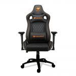 Кресло компьютерное игровое Cougar ARMOR S Black [3MASBNXB.0001]