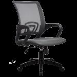 Компьютерное кресло Метта CS-9 TPL № 21 темно-серый