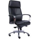 Кресло Everprof Madrid Кожа Черный