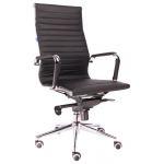 Кресло Everprof Rio M Кожа Черный