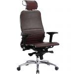 Кресло Метта Samurai K-3.04 темно-бордовый