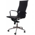 Компьютерное кресло MF-1903 черное (экокожа)