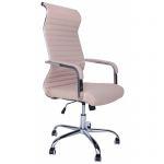 Компьютерное кресло MF-2020 бежевое (экокожа)