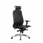 Кресло Метта Samurai K-3.04 черный