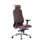 Кресло Метта Samurai KL-3.04 темно-коричневый