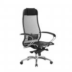 Кресло Метта Samurai S-1.04 черный
