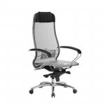 Кресло Метта Samurai S-1.04 серый