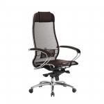 Кресло Метта Samurai S-1.04 темно-коричневый