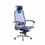 Кресло Метта Samurai S-2.04 синий