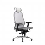 Кресло Метта Samurai S-3.04 Белый Лебедь