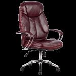 Кресло Метта LK-12 CH № 722 бордовый