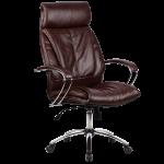 Кресло Метта LK-13 CH № 723 коричневый