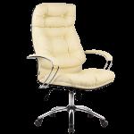 Кресло Метта LK-14 CH № 720 бежевый