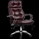 Кресло Метта LK-14 CH № 722 бордовый