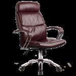 Кресло Метта LK-15 CH № 722 бордовый