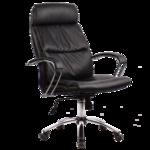Кресло Метта LK-15 CH № 721 черный