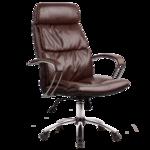 Кресло Метта LK-15 CH № 723 коричневый
