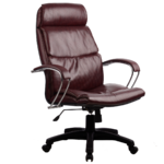 Кресло Метта LK-15 PL № 722 бордовый