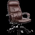 Кресло Метта LK-15 PL № 723 коричневый