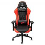 Кресло компьютерное игровое MSI MAG CH120 (Black-Red)
