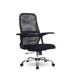 Компьютерное кресло Метта S-CР-8 CH черный