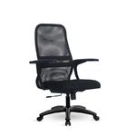 Компьютерное кресло Метта S-CР-8 PL черный