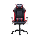 Кресло компьютерное игровое TESORO Zone Balance F710 Black-Red