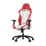 Кресло компьютерное игровое Vertagear S-Line SL2000 White/Red