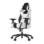 Кресло компьютерное игровое Vertagear S-Line SL4000 White/Black
